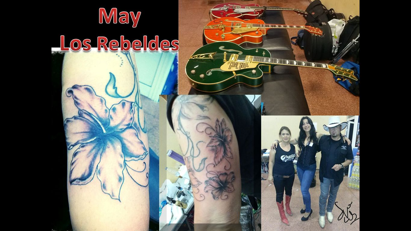 Rebeldes May